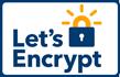 Website secured by Let's Encrypt 256-bit data encryption