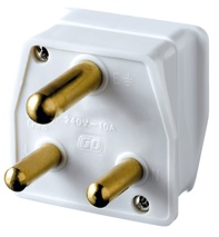 GO TRAVEL AU/NZ to South African Travel Adaptor