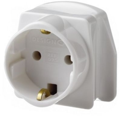 GO TRAVEL Europe to Australia and New Zealand travel adaptor