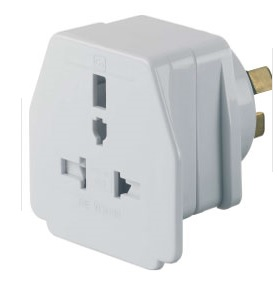 GO TRAVEL Visitor from UK/USA To Australia Travel Adaptor