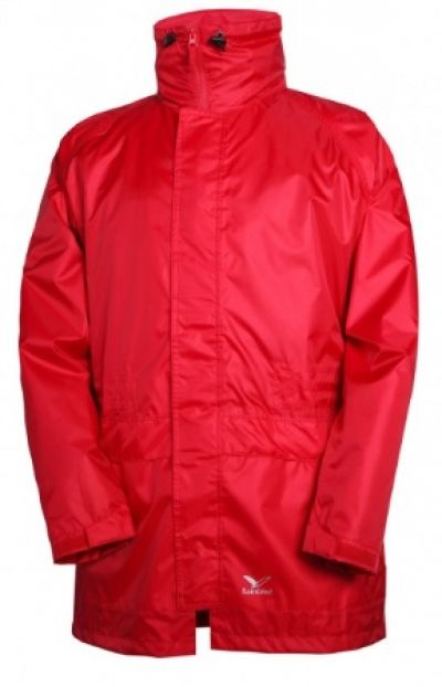 RAINBIRD Adults Page Jacket in Pepper Red colour