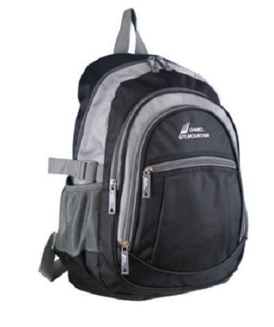 CAMEL MOUNTAIN AKB53S Day Pack in Black