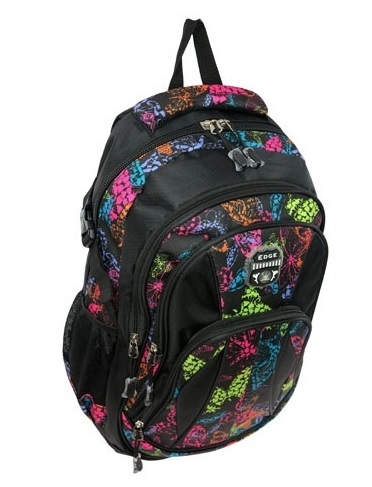 EDGE Multi Butterfly Day Pack