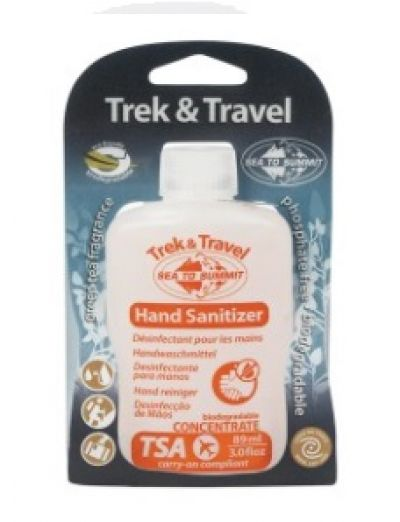 TREK and TRAVEL Hand Sanitizer
