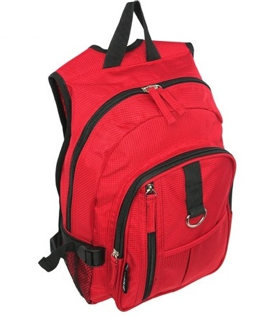 ALPINE 15L Small Day Pack Red