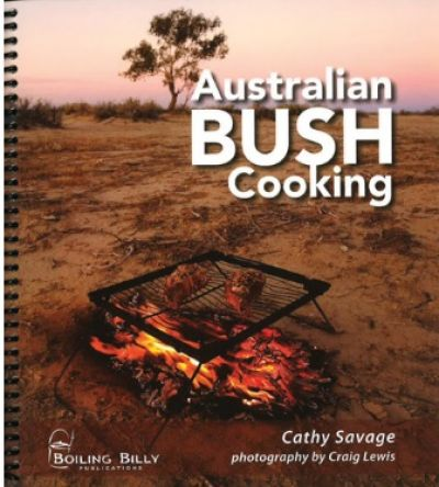 Australian Bush Cooking recipe book