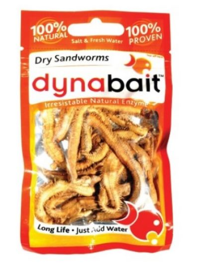 Dynabait Dry Sandworms