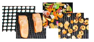 OUTDOOR MAGIC BBQ Grill Mesh Liner