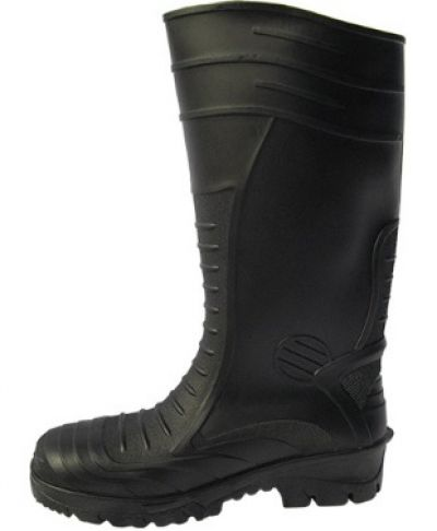 Best Ever  Builder Mens Long Gumboot Non Safety