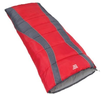 EPE Adults Buckley Camper Sleeping Bag +5c rated