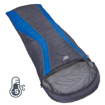 EPE Adults Buckley Jumbo Hooded Sleeping Bag -5c Rated
