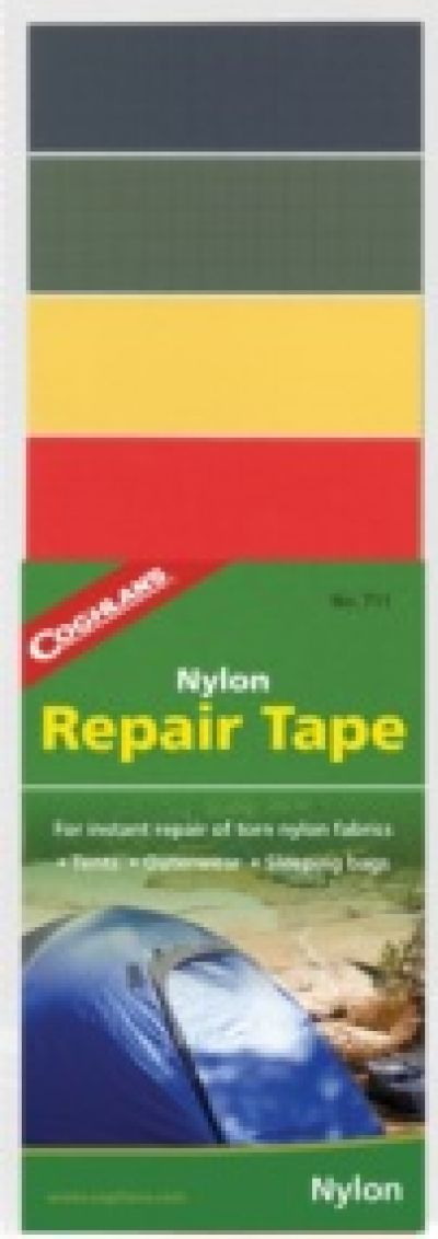 Nylon Rip Stop Repair Tape - 4 pieces