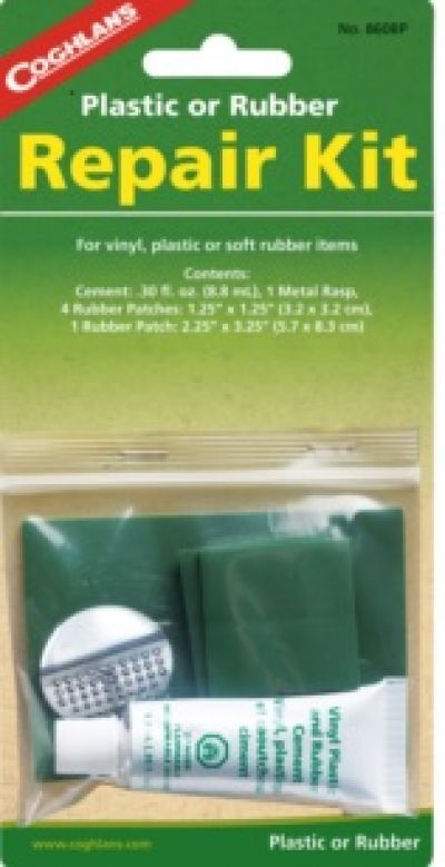 Plastic or Rubber Repair Kit