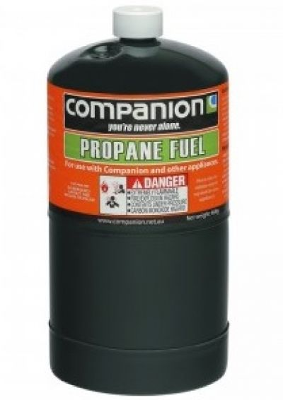COMPANION Propane Fuel Cartridge 468g