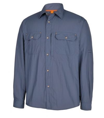 GONDWANA Cable Men's Long Sleeve Shirt
