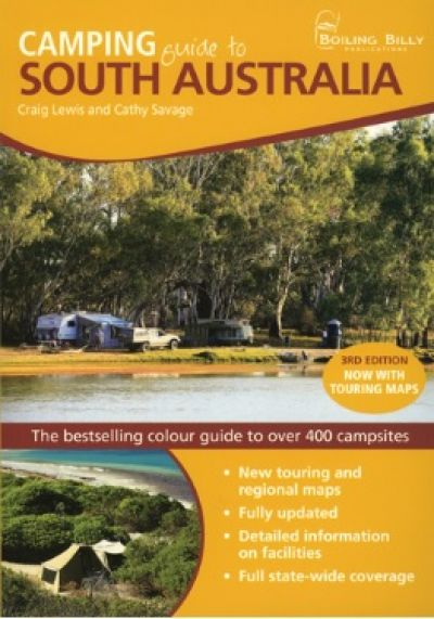 Camping Guide to South Austrlaia