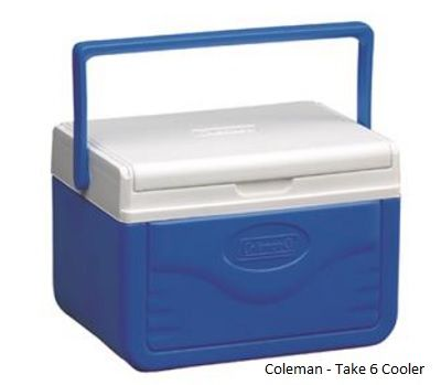 COLMEAN Cooler Take 6