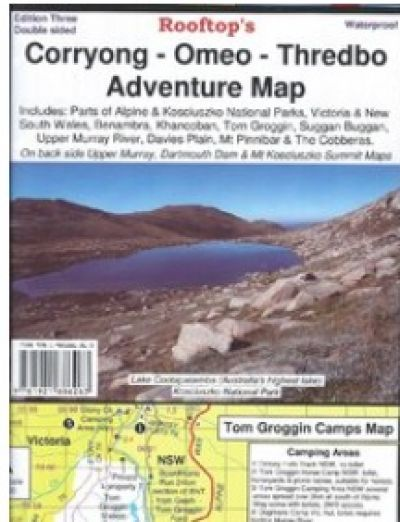 ROOFTOPS MAPS Corryoung Omeo Thredbo