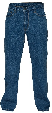 PRIME MOVER Mens Cotton Regular Jeans