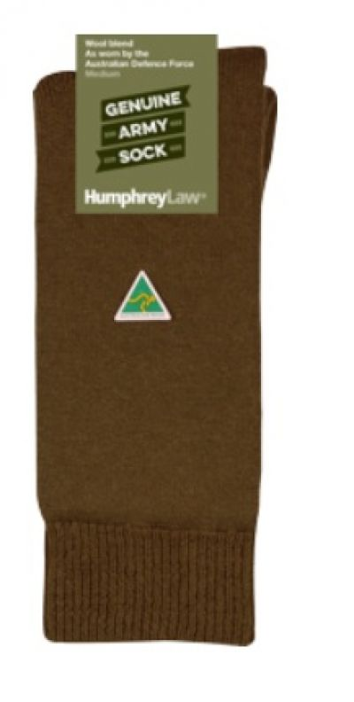 HUMPHREY LAW Genuine Army Sock