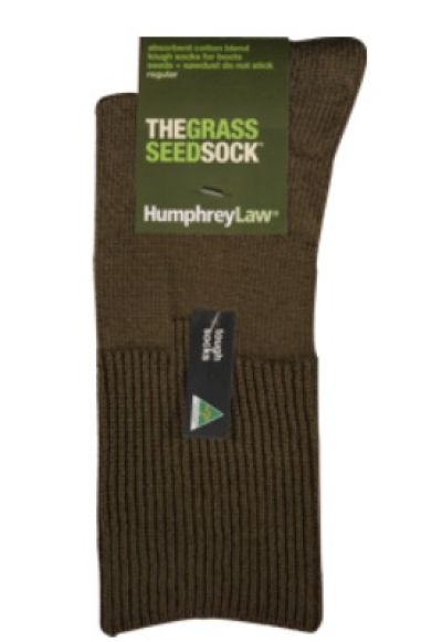 HUMPHREY LAW Grass Seed Sock