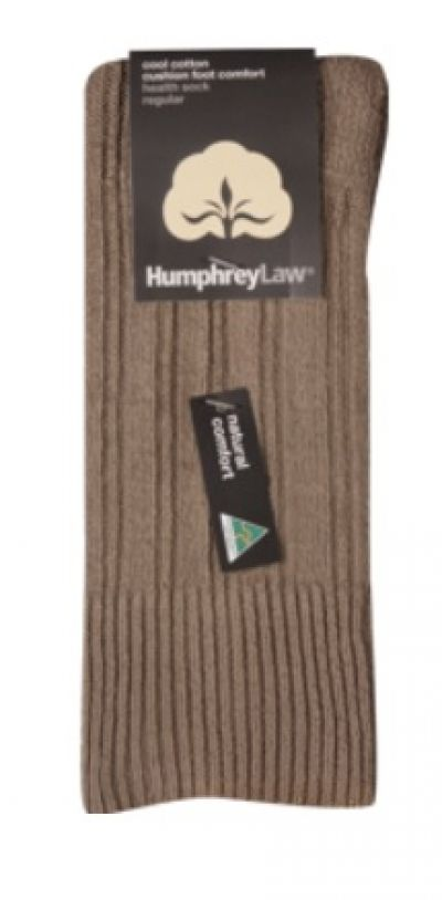HUMPHREY LAW Health 95% Cotton Cushion Sole