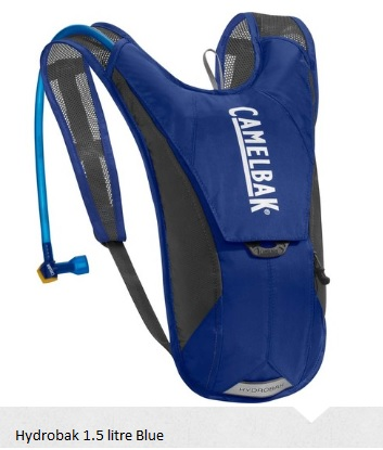 CAMELBAK Hydrobak 1.5 litre Hydration Pack in Blue