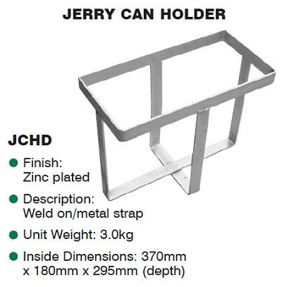 SUPEX Jerry Can Holder