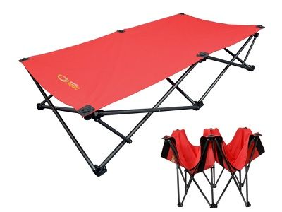 OUTDOOR CONNECTION Junior Camp Stretcher