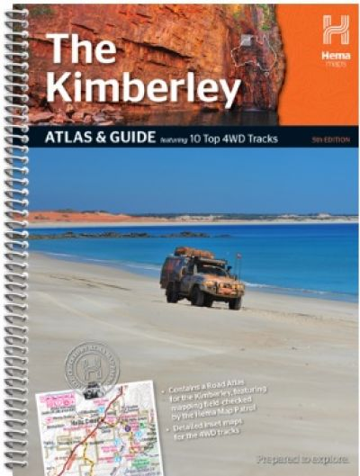 HEMA Kimberley Atlas and Guide
