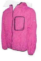 TEAM AUSTRALIA Stolite Light Weight Pink Rain Jacket