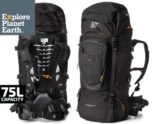 EPE La Perouse 75litre Hiking Pack