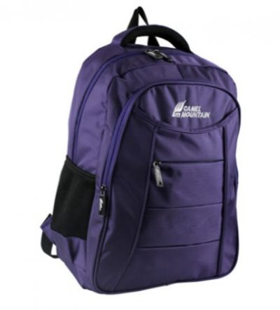 CAMEL MOUNTAIN MB1202 Purple Day Pack