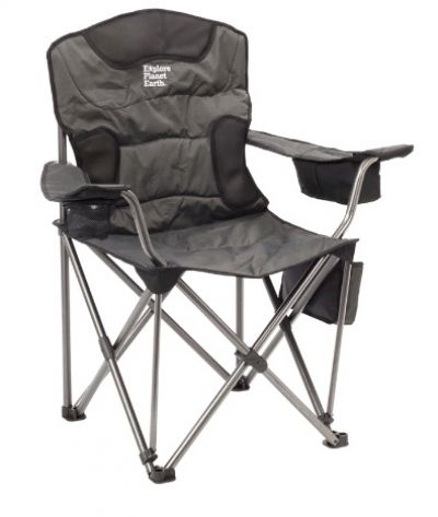 EPE Monster Deluxe Camping Chair 200kg capacity