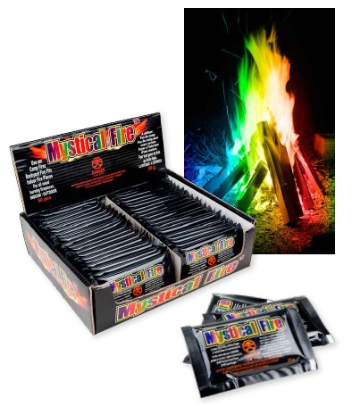 OSA Brands Mystical Fire Crystals