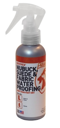 GEAR AID ReviveX Nubuck Suede and Fabric Water Repellent