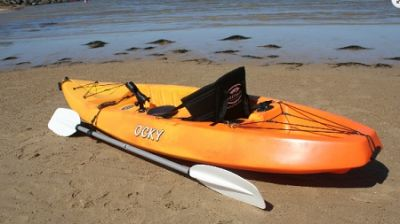 AUSTRALIS Ocky Sit on Top Fishing Kayak