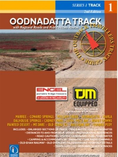 Oodnadatta Track The Outback Travellers Track Guide