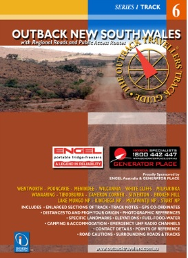 Outback New South Wales The Outback Travellers Track Guide