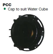 Cap to suit Plastic Water Cube