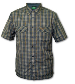 RIDGELINE Mens Nomad short sleeve shirt