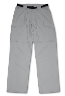 RIDGELINE Mens Moray Pants with belt Sand Colour