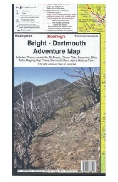 ROOFTOP MAPS Bright to Dartmouth Advenure Map