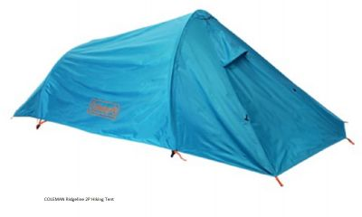 COLEMAN Ridgeline 2 Person Hiking Tent