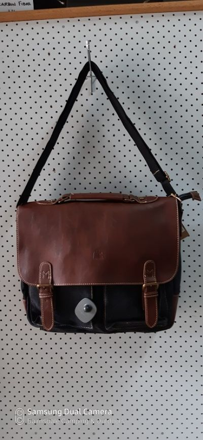 CAMPRO SL064  Brown Faux Leather
