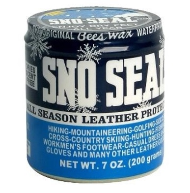 Sno Seal Original Beeswax Waterproofing 200g Jar