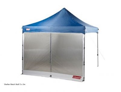 COLEMAN Shelter Mesh Wall 3m