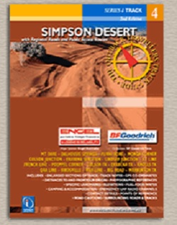 Simpson Desert The Outback Travellers Track Guide