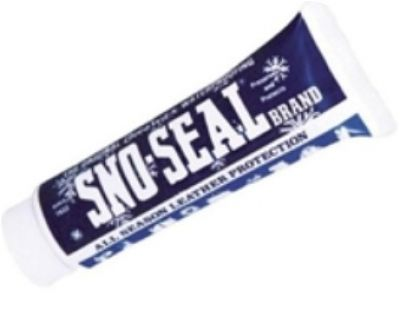 Sno-Seal All Season Leather Protections Tube 100g