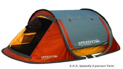 EPE Speedy 2 Person Pop Up Tent